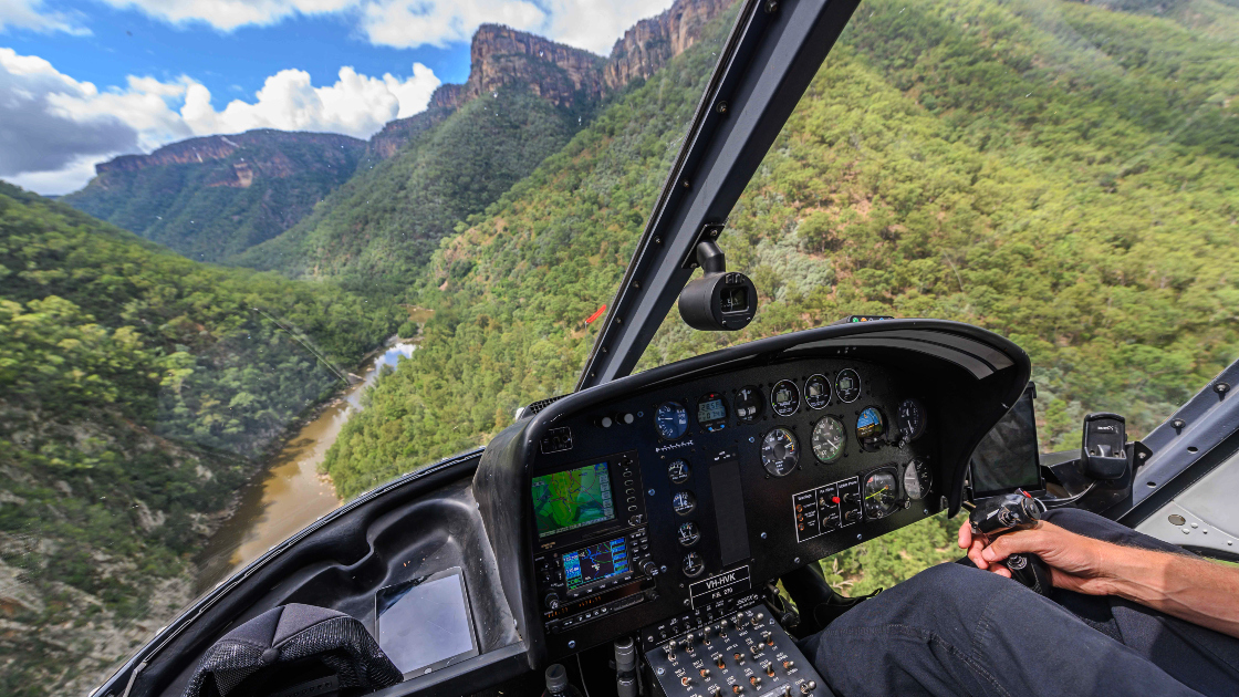 5 occasions that are perfect for a helicopter ride