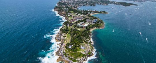 Best places to visit in Sydney from the sky