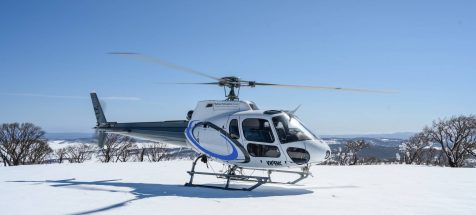 Snowy Mountains Helicopter Tours - Helicopter Flight 1