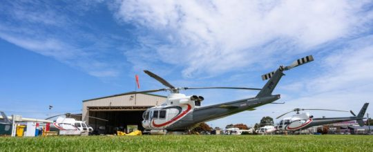 Never been on a helicopter ride? Here's what to expect!