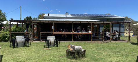 Snowy Mountains Helicopter Tours - Snowy Vineyard and Microbrewery